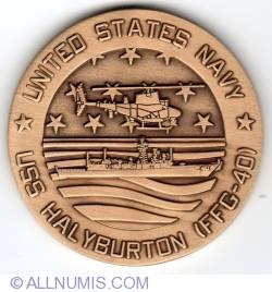 Imaginea #1 a USS Halyburton and HLS 42 Det 2