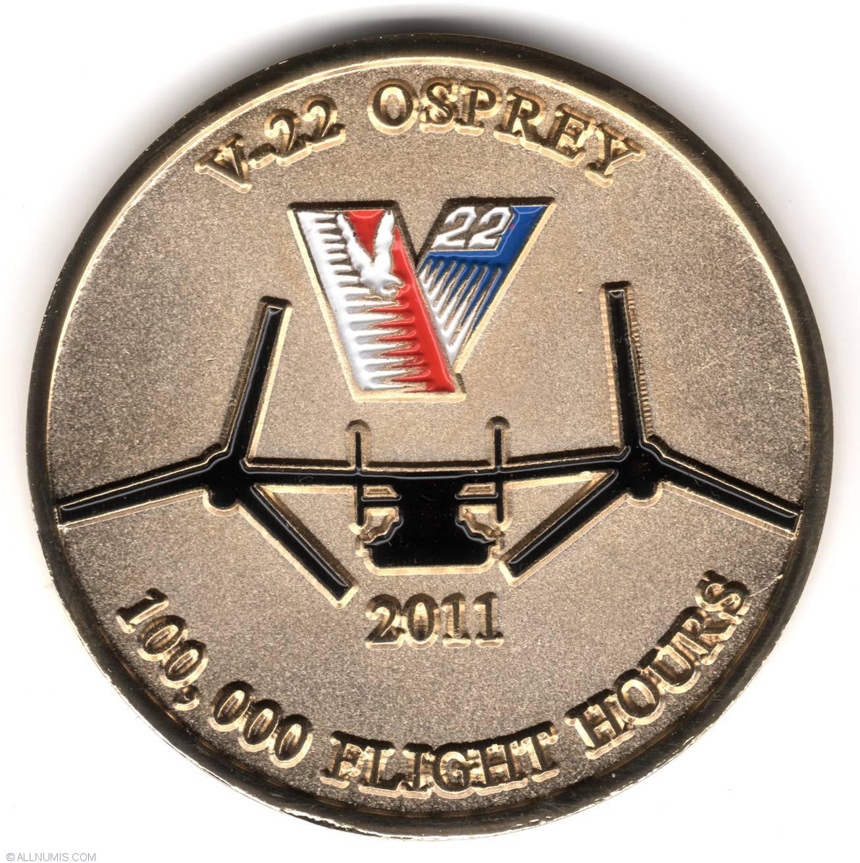 Osprey V-22 Coin