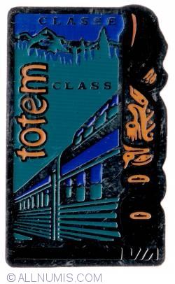 Imaginea #1 a VIA rail-Totem class 2008