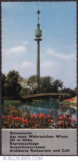 Imaginea #1 a Viena - Donauturm (Turnul Dunării) (1970)