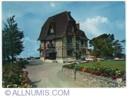 Image #1 of Villerville sur mer-Manoir du Grand Bec-1973