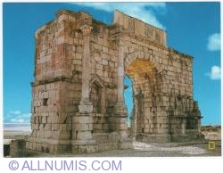 Volubilis-Arch of Caracalla