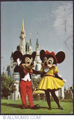 Image #1 of Walt Disney World-Mickey and Minnie Mouse