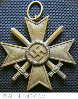 Image #1 of War Merit Cross 2nd Class With Swords 1939