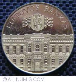 Imaginea #2 a World Money Fair Basel 2003 Lietuvos Bankas