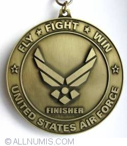 Wright-Patterson USAF Marathon 2013