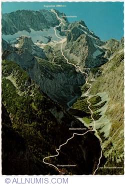 Zugspitze 1978