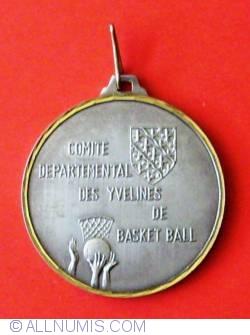 Image #1 of Basket Ball-département des Yvelines