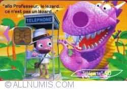 Image #1 of France TeleCom 2002 - Allo,professeur...