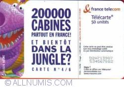 Image #2 of France TeleCom 2002 - Allo,professeur...