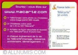 Image #2 of France TeleCom 2002 - Vous êtes fou d'amour...