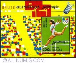 200 Lei Summer Olympics, Barcelona 1992