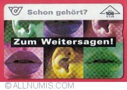 Image #1 of Telekom Austria - Schon gehort ?