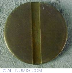 Pool table token