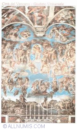 Image #1 of Vatican city - Giudizio Universale 2012