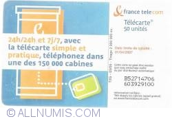 Image #1 of France TeleCom 2005 - Child