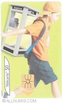 Image #2 of France TeleCom 2005 - Child