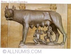 Roma - La Lupa Capitolina 2012