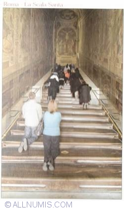 Image #1 of Roma - La Scala Santa 2012