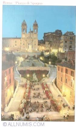 Roma - Piazza di Spagna 2012