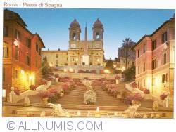 Image #1 of Roma - Piazza di Spagna 2012