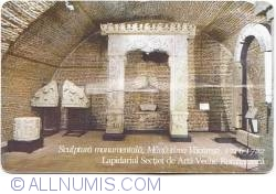 Image #1 of Museum of Art Collections, Bucharest - Monumental sculpture, Monastery Văcăreşti