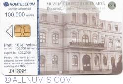 Muzeul Colecţiilor de Artă, Bucureşti - Sculptură monumentală, Mănăstirea Văcăreşti