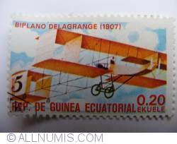 Image #1 of 0.20 Ekuele - Voisin (1907) 1977