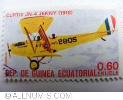 Image #1 of 0.60 Ekuele - Curtis JN-4 (Jenny)