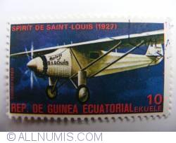 Image #1 of 10 Ekuele Spirit of Saint-Louis (1927) 1977