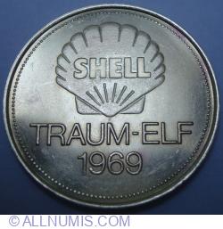 Imaginea #1 a SHELL TRAUM-ELF 1969 UWE SEELER