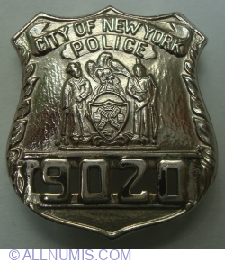 CITY OF NEW YORK POLICE