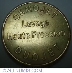 Image #1 of Lavage Haute Pression – OSMOJET - DUOJET