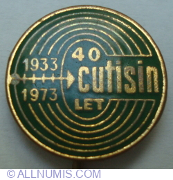 Image #1 of Cutisin - 40 LET 1933-1973