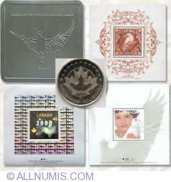 Image #1 of 1999 - 2000 Canada Post Millenium Medallion