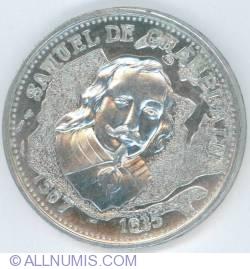 Samuel de Champlain 1567-1635
