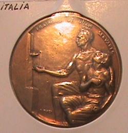 Image #1 of Italia medalie sanitara