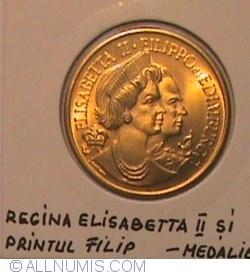 Image #1 of Regina Elisabeta II & Printul Filip