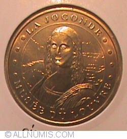 Image #1 of Paris - Musée du Louvre - La Joconde (Mona Lisa) 2005