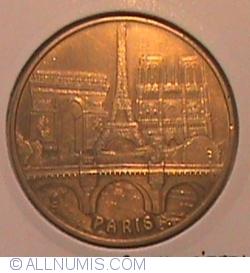 Paris - various tourism sites 2008