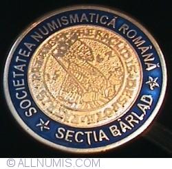 Image #2 of Medalie aniversarea a 25 de ani de la infiintarea Sectiei Barlad a SNR