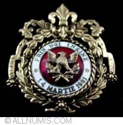 Image #1 of BROSA REGINA MARIA - Ordinul Coroana Romaniei