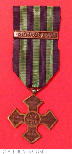 Image #1 of Commemorative Cross for the 1916-1918 War