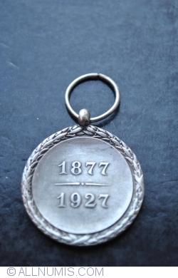 Jubiliara Carol I Ferdinand 1877-1927