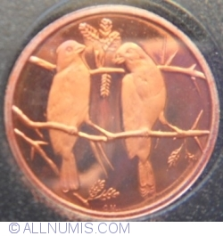 Image #2 of 1 Cent (Commemorative Medallion)