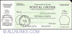 Image #1 of 15 Cents 1967