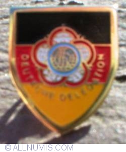 Imaginea #1 a Germany CISM (Military Sports) pin