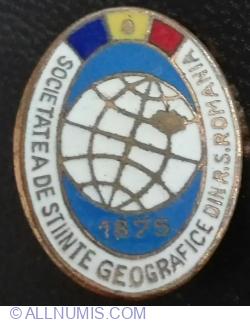 Image #1 of Societatea de Stiinte Geografice din R.S.Romania