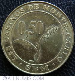 Imaginea #1 a 0,50 Euro - Les Casinos de Monte-Carlo
