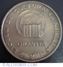 Liceul de Cultura Generala ORAVITA - 1873~1973